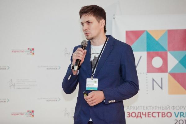 Воронежский союз архитекторов выбрал своего вице-мэра