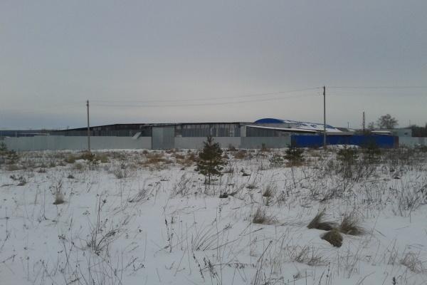 В Воронежской области завод расположился на землях для жилых домов