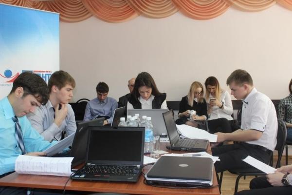 В Воронеже выбрали лучшего студента-юриста
