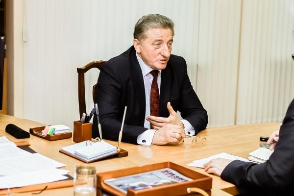 Сергей Лукин: «Воронежская область гордится своим социально-экономическим ростом и духовным капиталом»