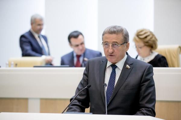 Воронежский сенатор: «Прекращение программы «Чистая вода» - угроза для  здоровья граждан»