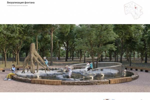 Липецкое ООО «Альфа» благоустроит парк в Нововоронеже