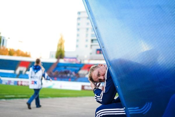 Воронежские болельщики аплодировали игрокам «Шинника» во время провального матча «Факела»