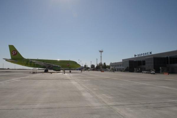 Воронежскому аэропорту продлят взлетно-посадочную полосу