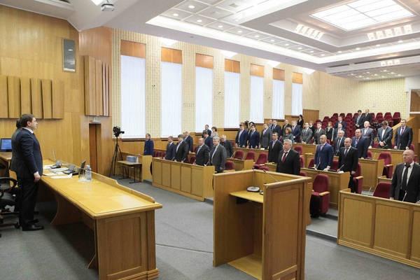 Воронежская область закрыла бюджетный год в убыток