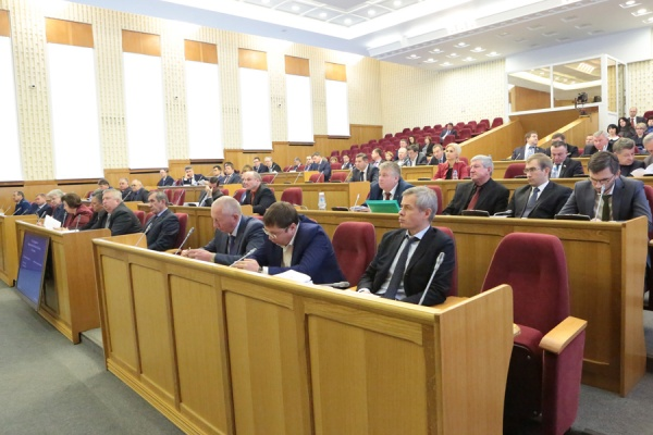 Депутат Воронежской областной думы предложил изменить Налоговый кодекс