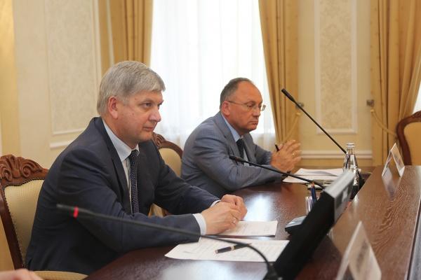 Воронежский мэр пообещал «внимательно следить» за арендаторами «Танаиса»