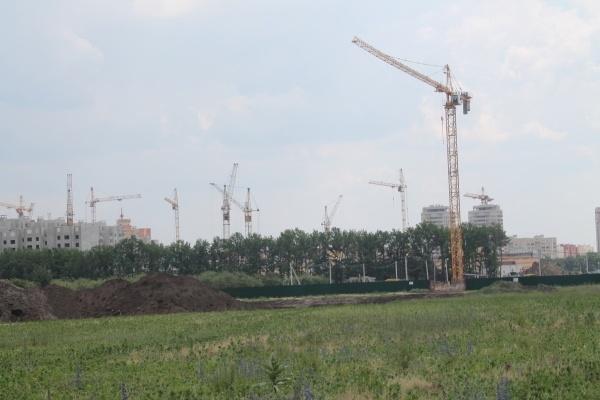 В Воронеже очередная спортивная база пойдет под застройку