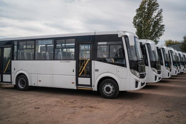 Воронежские власти приступили к осмотру техники перевозчиков в рамках новых контрактов