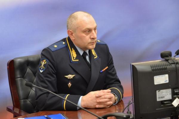 Генерал Воронцов возглавил службу безопасности «РВК-Воронеж»