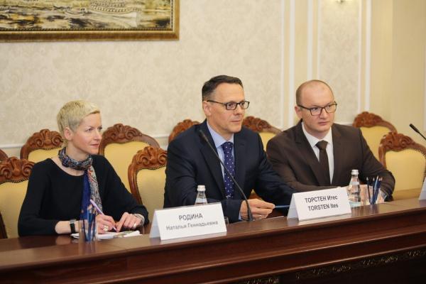 Представитель посольства ФРГ поделится с Воронежем опытом по защите горожан