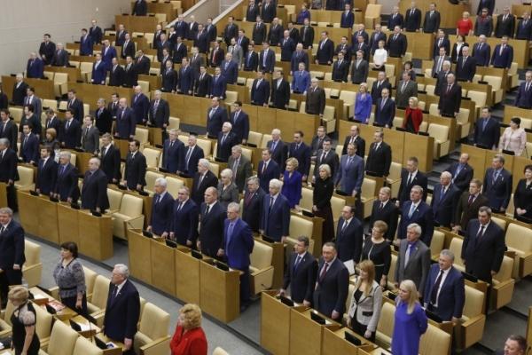 В «Коэффициенте полезности депутатов Госдумы» воронежцы не блеснули