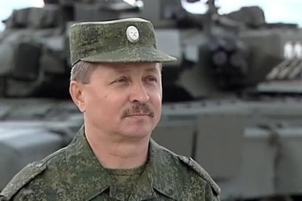 Генерал-майор Александр Перязев  примет штандарт 20-й армии в Воронеже