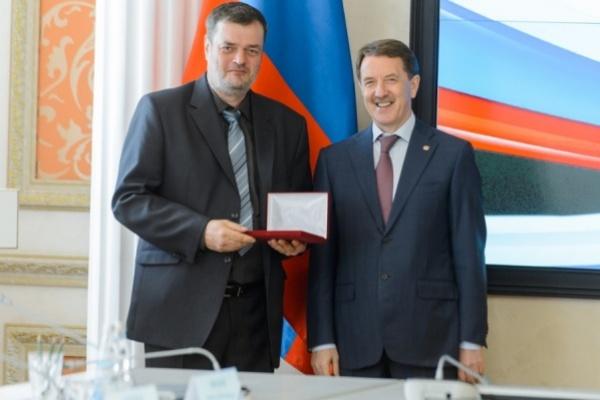 Замредактора «Время Воронежа» стал первым обладателем региональной награды