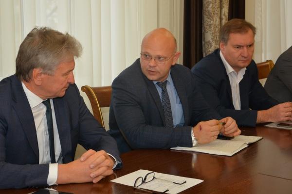 В Воронеже обсудили проблемы создания канализации в частном секторе
