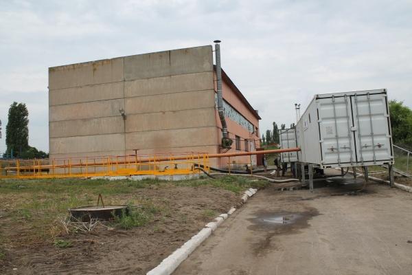 Воронежский ЛОС решит проблему неприятного запаха