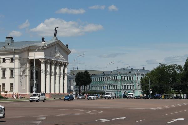 Седьмым городом-побратимом Воронежа стал белорусский Гомель
