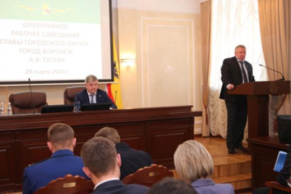 Мэрия Воронежа согласилась пересмотреть процесс сноса НТО