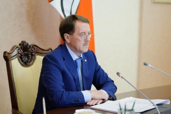 Воронежский губернатор сообщил Дмитрию Козаку о неудовлетворённости коммуналкой