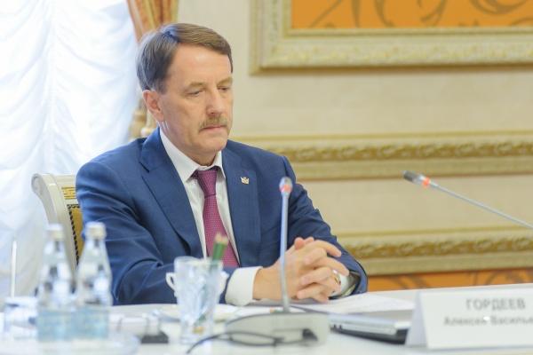 Алексей Гордеев покинул пост воронежского губернатора