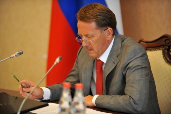 Воронежский губернатор пустил на самотёк «образ будущего»
