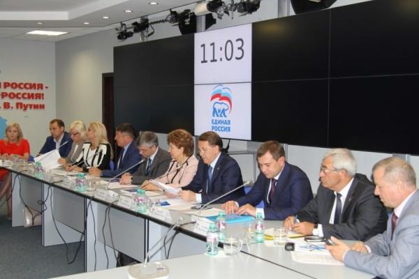 Воронежский губернатор призвал кандидатов-единороссов уйти от популизма
