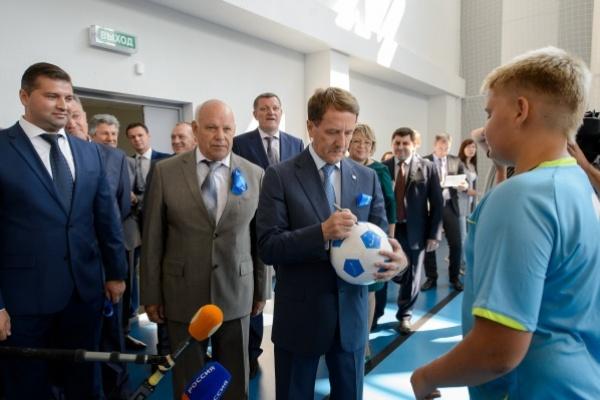 Воронежский губернатор подготовил доклад для президента России