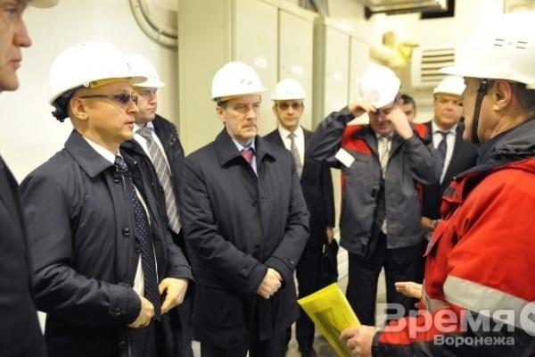 Воронежского губернатора приняли в администрации президента