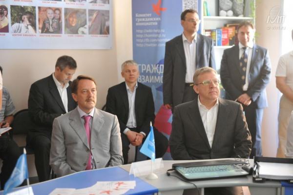 Воронежский губернатор в Москве заручается поддержкой самых разных сил