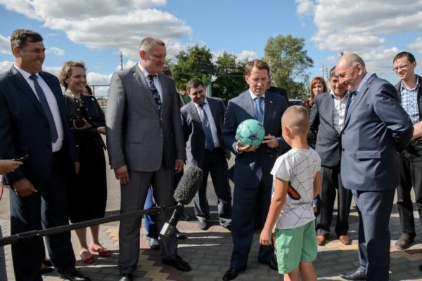 В Воронежской области введут в строй новый трубопрокатный завод
