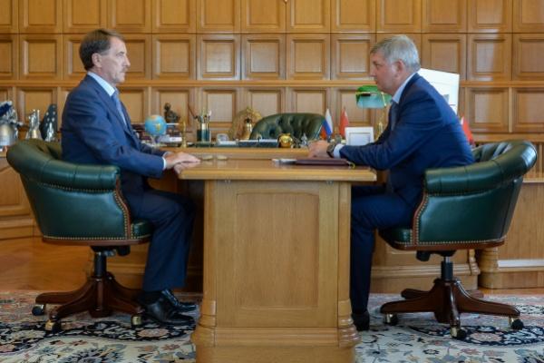 Воронежскому мэру прочитали предвыборные мантры