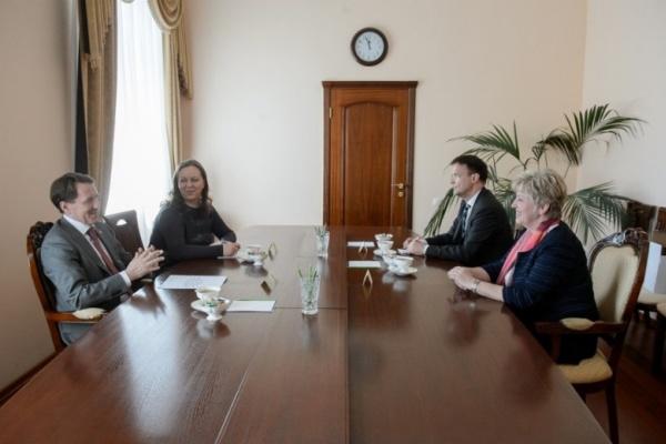 Воронежский губернатор предложил немецким студентам «остаться здесь»
