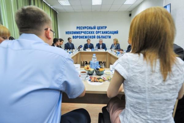Воронежский губернатор анонсировал создание еще одной ветви власти
