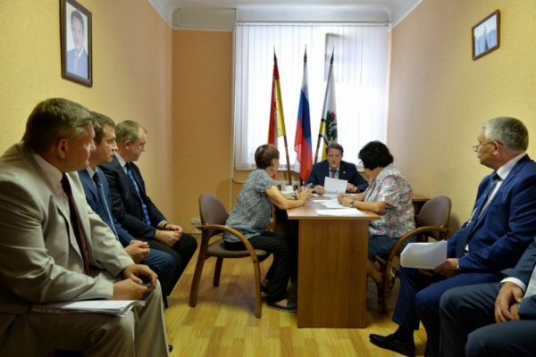 Воронежский губернатор пообещал не закрывать Репьевскую райбольницу