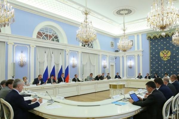 Воронежский губернатор узнал о важности ипотеки из уст премьер-министра