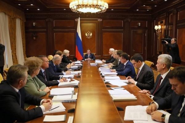 Воронежский губернатор поучаствовал в заседании Правительственной комиссии