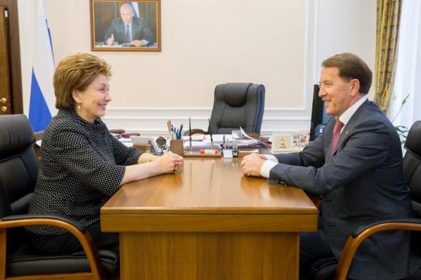 Воронежский губернатор вышел из отпуска в Москве