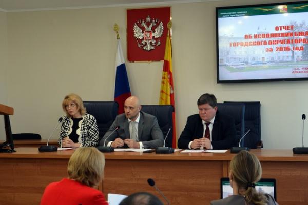 В Воронежской гордуме прошли слушания об исполнении бюджета