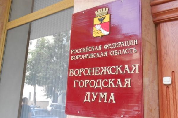 Воронежские власти безвозмездно отдали казенное помещение  для «привлечения инвесторов»