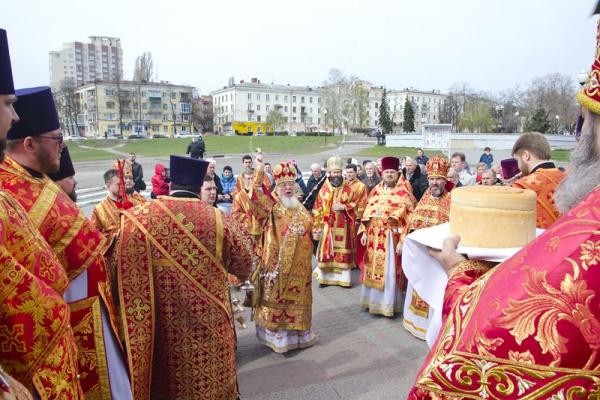Воронежской епархии передали объект культурного наследия