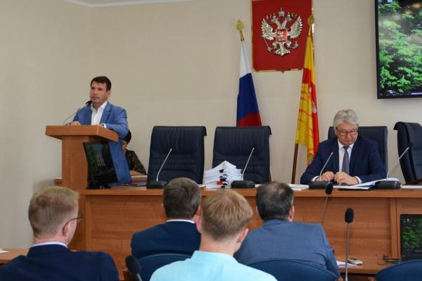 Спикер гордумы пригласил к сотрудничеству главу «РВК-Воронеж»