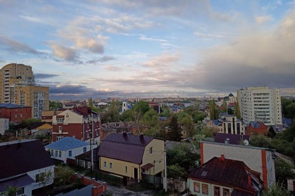 Воронежская область поднялась на четыре ступени в рейтинге социально-экономического положения