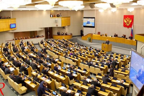 Лишь каждого 13-го воронежца устраивает работа земляков-депутатов  в Госдуме