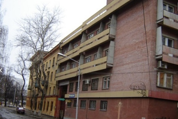 В центре Воронежа продают гостиницу
