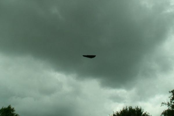 В небе над Воронежем  Миг-29 пытался вступить в контакт с  НЛО