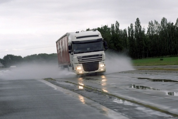 Воронежцы стали меньше возить по своим дорогам