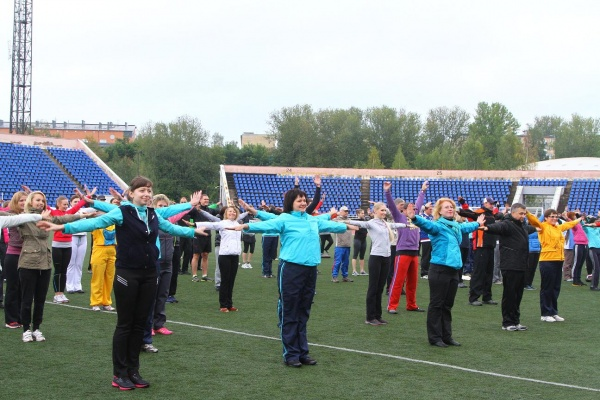 Воронежских чиновников подготовят к труду и обороне