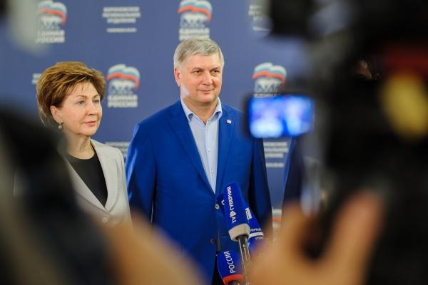 Воронежский облизбирком констатировал победу Александра Гусева на губернаторских выборах