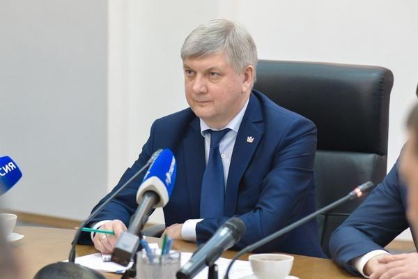 Александр Гусев объявил о намерении стать воронежским губернатором