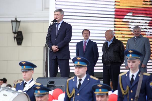 У мэра Воронежа появился запасной аэродром